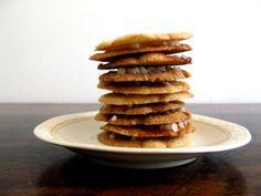 Thin Crispy Cardamon Tea Cookies | Baking with Marianne Tea Cookies, My Recipes, Pancakes, Baking, Breakfast, Food, Bread Making, Morning Coffee, Meal