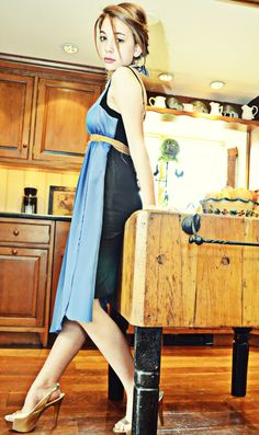 Flirty Dress Apron for Entertaining from Recycle My Dress for $40 on Square Market