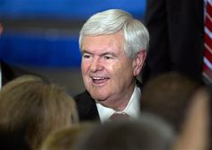 33 #prezpix #prezpixng election 2012 candidate: Newt Gingrich publication: abc news photographer: AP Photo publication date: 3/7/12