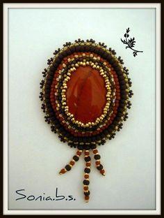 Piedra bordada embroidery