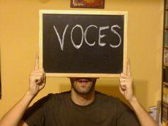 """Porque ATD Cuarto Mundo es el altavoz de los sin voz"" - Carlos Letter Board, Lettering, Frame, World, Loudspeaker, Room, Picture Frame, Drawing Letters, Frames"