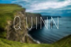 17 Strikingly Beautiful Irish Baby Names That Are About To Take Over - Gaelic Baby Names - Ideas of Gaelic Baby Names - Striking and classic. In Gaelic it means 'counsel. Gaelic Baby Names, Irish Girl Names, Dog Names, Old Irish Names, Unusual Baby Names, Cute Baby Names, Pretty Names, Unique Names, Baby Name Generator