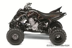 Yamaha Raptor 2012 ATV