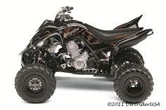 2012 Yamaha Raptor