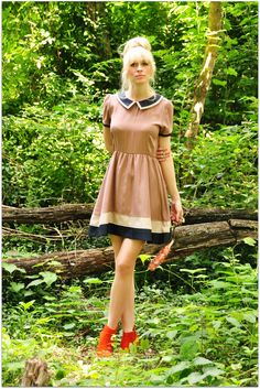 Penny Dress by Dear Creatures
