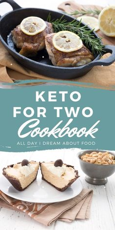 Grab my new keto e-cookbook! 45 low carb, sugar-free recipes that serve only 2 to 4 people. Easy, fun, and delicious.