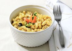 vegan mac and cheese Vegan Mac And Cheese, Macaroni And Cheese, Everyday Food, Vegan Dishes, Healthy Lifestyle, Ethnic Recipes, Kitchens, Mac And Cheese, Vegan Meals