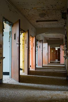 https://flic.kr/p/aoHpBQ | Abandoned State Hospital