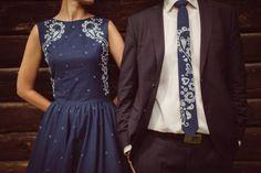 Slovak blue-print by Matej Rabada Fashion Art, Trendy Fashion, Fashion Beauty, Womens Fashion, Dress Outfits, Dress Up, Prom Dresses, Formal Dresses, Textiles