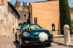 #romantic #weddingcar