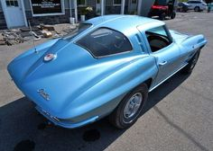 Possible Fuelie: 1963 Chevrolet Corvette Project