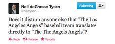 Neil deGrasse Tyson Breaks Down the Game of Baseball