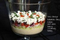 Greek 7 Layer Dip recipes-i-will-eventually-try