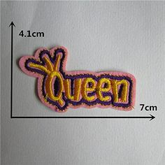 FairyTeller 1Pcs Sell High Quality Mixture Sell Patch Hot Melt Adhesive Applique Embroidery Patch Diy Clothing Accessory Patch C450-C465 >>> Find out more about the great item at the image link.