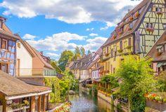 Colmar - Best hidden gems in Europe - European Best destinations - Copyright Thoom