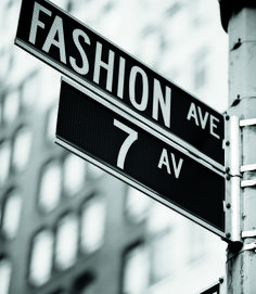 7th Avenue = Fashion Avenue (no real New Yorker calls it this, it's 7th Avenue)