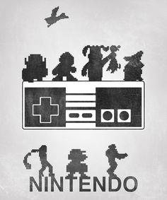 Gaming - NES by ltgustin