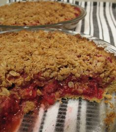 I made this Stawberry Streusel Pie using regular flour and sugar and Spectrum shortening in both the crust and streusel. It was FANTASTIC. Everyone, allergies or not, loved it and this is my new go-to recipe for a great, easy pie crust (I made it in the food processor to make it even simpler.)