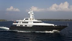 Luxury Yacht for charter, Cyan our mega yacht On Emporium Yachts