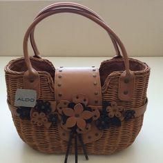 ALDO Basket Purse Cute basket purse! ALDO Bags
