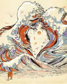 huebucket (The Wave of Love) - http://ffffound.com/image/32b00ebd044658689e419de87e5ce48da2638e46