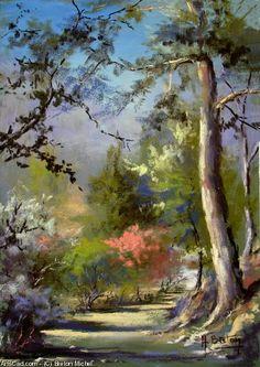Artwork >> Breton Michel >> Path south