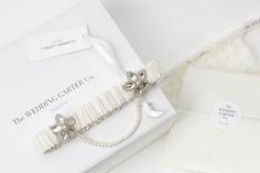 The Wedding Garter Co ~ 12 months of Handmade Luxury + Exclusive Reader Treat | Love My Dress® UK Wedding Blog