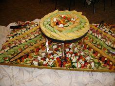 food displays | creative food displays (good enough too eat)! |