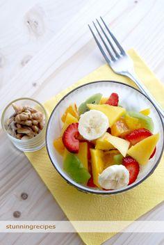 Healthy Breakfast Fruit Bowl Find local farmers farmersme.com