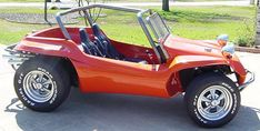 VW Dune Buggy - VW Dune Buggy. Competition Orange. Built by my 2 sons and me over a 2 year period. Hand / custom built all the way around. 1640 dual port motor from a 72. Registered as a 1957 based on the serial on the frame. Real attention getter especially with the baby boomers who remember these sweet little rides.