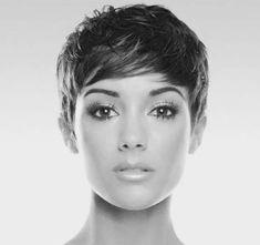 Taglio di capelli corti 2015