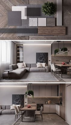31 Unordinary Interior Design Trends Ideas From bold colors and flowing curves to fun embellishments and glamorous finishes lh s interior design trends 2018 list is […] # - Kitchen Room Design, Interior Design Living Room, Living Room Designs, Kitchen Interior, Swedish Interior Design, Mood Board Interior, Interior Design Boards, Cafe Interior, Luxury Interior Design