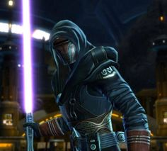 Revan. Light and Dark - Good and Evil - the chosen one before the chosen one.