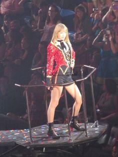 WANEGBT - Taylor Swift #REDTour #REDTulsa #TaylorSwift