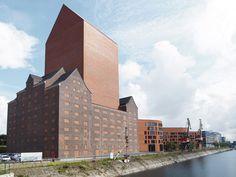 O&O Baukunst, Landesarchiv NRW, Duisburg, Germany