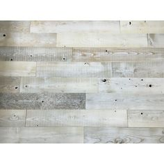 Peel And Stick Reclaimed Whitewash Wood, 5 Inch Planks Timberchic Wall Panel Wall Decor Ho
