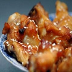 Teriyaki Chicken - baked is a way easier way to go; tuned out great over rice and steamed veggies.