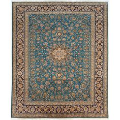 Parisa 9'3x12 Persian Rug now featured on Fab.