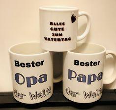 Mugs, Tableware, Father's Day, Dinnerware, Tumblers, Tablewares, Mug, Dishes, Place Settings
