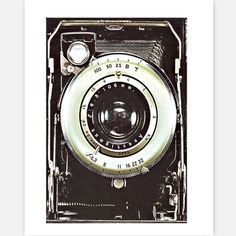 Smile! Print 11x14, $28, now featured on Fab.