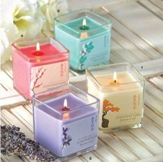 light and colorful candles. Cute Candles, Beautiful Candles, Diy Candles, Scented Candles, Decorative Candles, Beautiful Things, Beautiful Pictures, Candle Craft, Candle Wax
