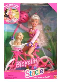 Bicyclin' Stacie Doll (1996) loved her