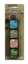 Tim Holtz® Distress Mini Ink Kit - Kit #9
