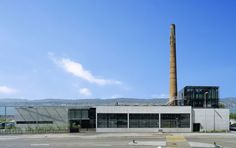 Transformation boilerhouse Terlinden to office-loft - Burckhardt+Partner