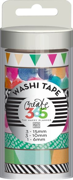 Washi Tape - Watercolor for The Happy Planner™ | me & my BIG ideas