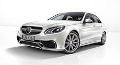 Mercedes-Benz Deutschland - The New AMG Modelle - E 63 AMG S-Modell