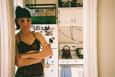 Miyako Bellizzi & Convertible bra