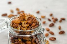 This spiced mixed nuts recipe is made with smoked paprika, cayenne pepper and cumin and they are spicy, crunchy and crispy.