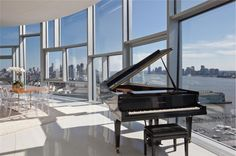 360 Degree View From a New York Penthouse
