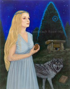Cheryl Yambrach Rose-Hall|Neo-Mythic®/Visionary | Anastasia and the Ringing Cedars of Russia (2009)